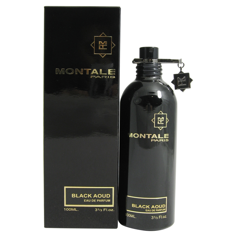 Black Aoud Edp By Montale Scent Samples