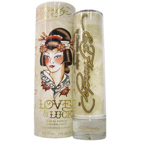 Ed Hardy Love And Luck By Christian Audigier: Ed Hardy Love & Luck Women By Christian Audigier