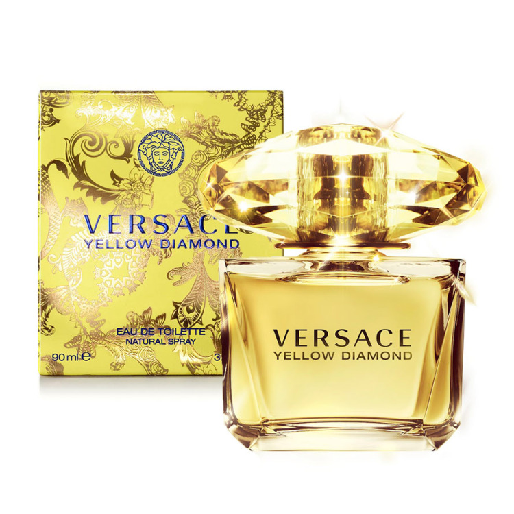 Yellow Diamond Edt By Versace Scent Samples
