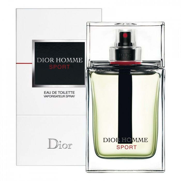 f8857f41cb Dior Homme Sport EDT by Christian Dior - Scent Samples