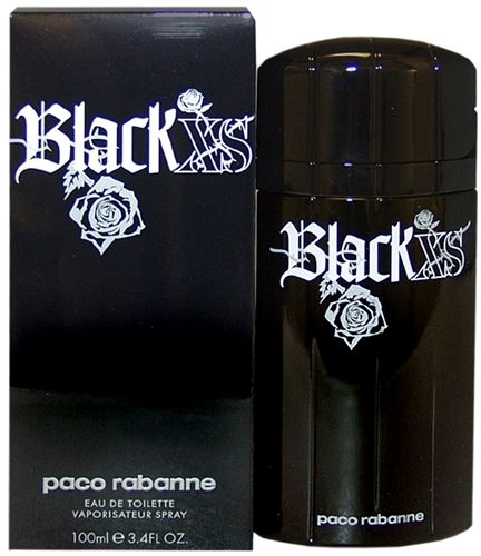 Black Xs For Men Edt By Paco Rabanne Scent Samples