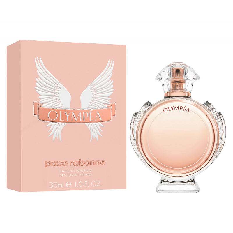 Olympea edp by paco rabanne scent samples for Paco by paco rabanne